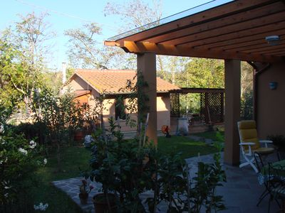 copertura veranda