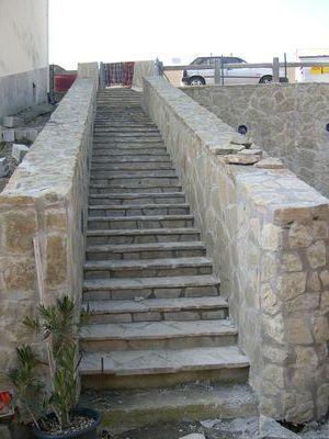 scala di accesso